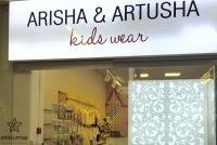 Arisha & Artusha